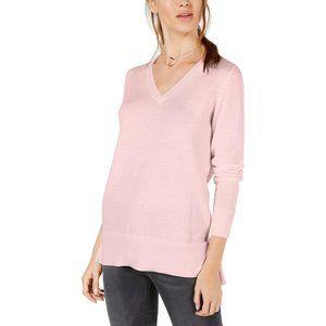 NEW Maison Jules Potpourri Pink Sweater
